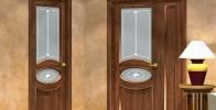 Деревянные межкомнатные двери: особенности выбора