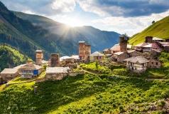 Туристическая Грузия